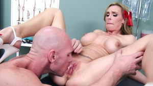 mom aunt threesome anal