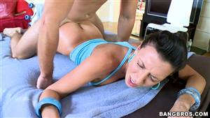 riding suction cup dildo anal